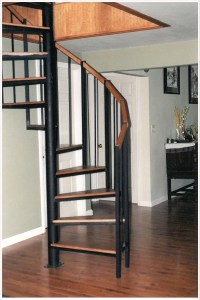 Steel Spiral Staircases  Goddard Spiral Staircases