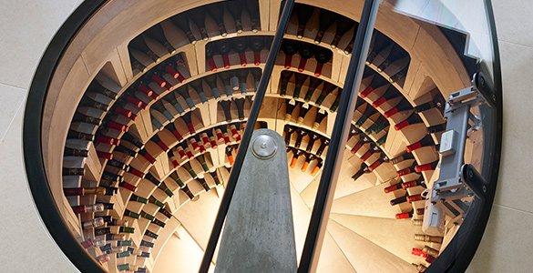Spiral Cellars  Wine Cellars Less Ordinary