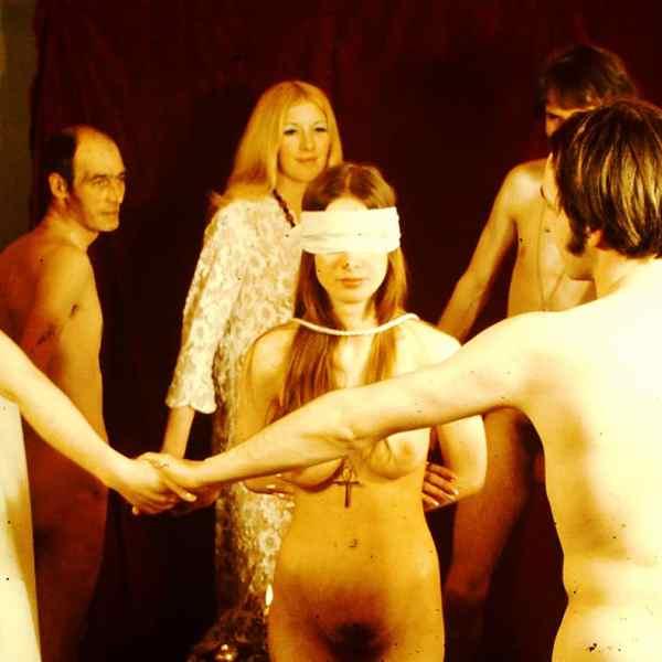 Alexandrian Witchcraft Initiation Ceremony of Janet Farrar, 1970, by Stewart Farrar