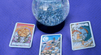 3 card spread by ariel grimm, Five Essential Books of Tarot Fiction by marjorie jensen