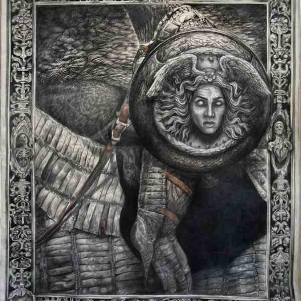 The Gorgon, by Sergio Barrale