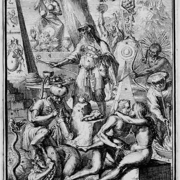 Idolatry, by Romeyn de Hooghe
