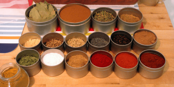 Kitchen spices, photo by Simply_Happy