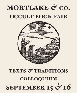 William Kiesel - Mortlake and Co. Occult Book Fair