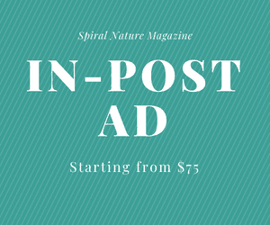 Spiral Nature In-Post Ad Spot