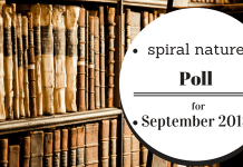 Spiral Nature Poll for September 2018