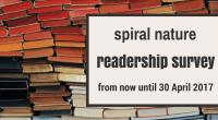 Spiral Nature Readership Survey