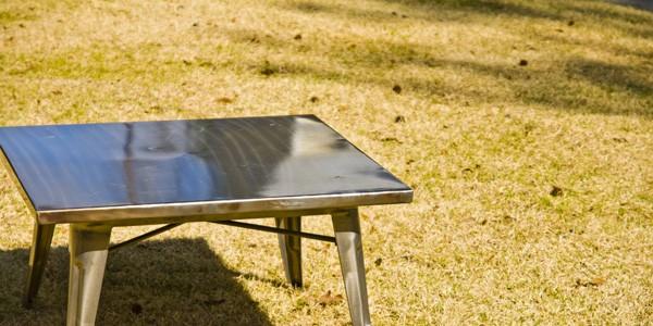 Table, photo by Ken Hawkins