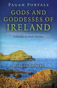 Cover of Gods and Goddesses of Ireland by Morgan Daimler