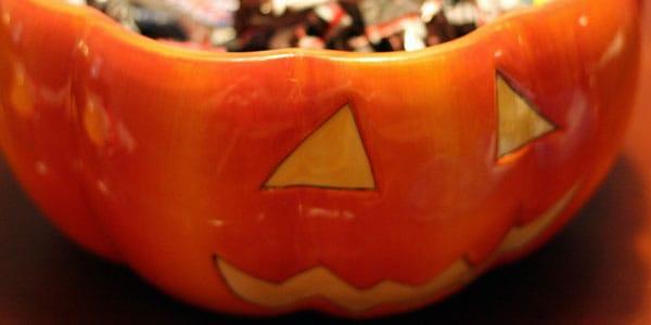 Hallowe'en candy, photo by CarrieLu