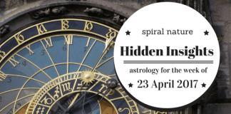 Hidden Insights for 23 April 2017