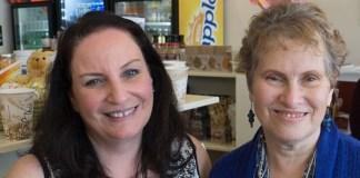 Susan Starr and Doris Diamond
