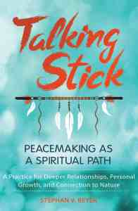 Talking Stick by Stephan V. Beyer cover