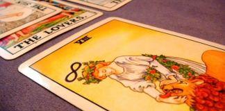 Tarot spread, by Aquarian Insight