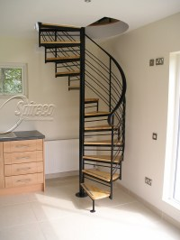 Traditional style Spiral Stairs | Spireco Spiral Stairs