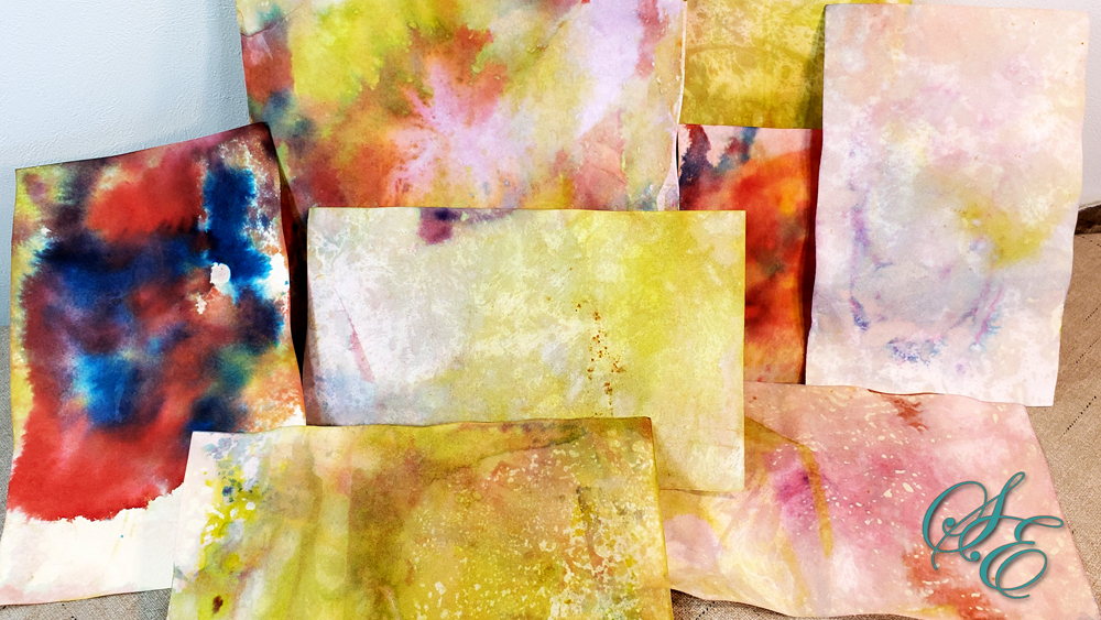 Kid Friendly Food Coloring Oil Marbling Spirit Expressions