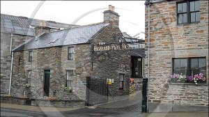 Highland Park Distillery - Orkney