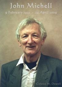 John Michell photographié par Colette Dowell