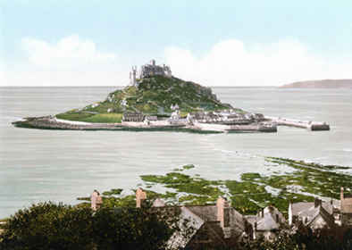Saint-Michael's mount