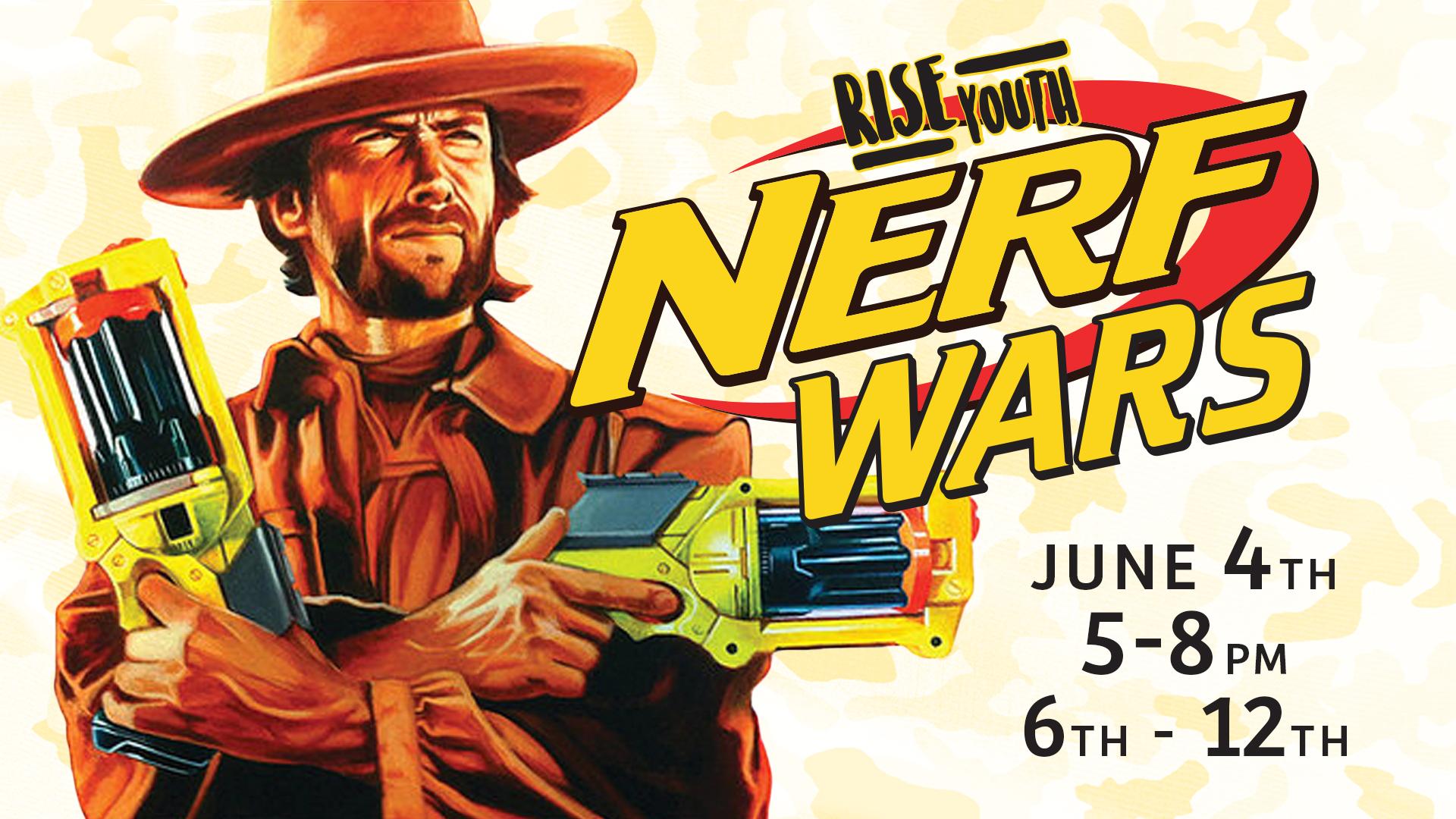 Rise Youth Nerf War Spirit 88 9 Amp 100 1