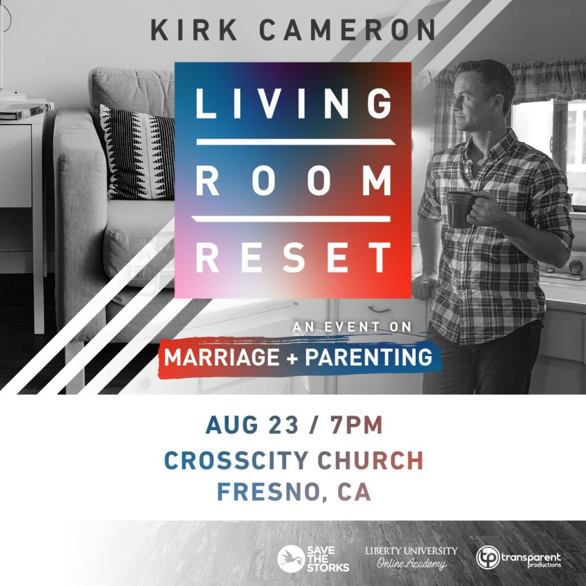 Living Room Reset with Kirk Cameron  Spirit 889  1001