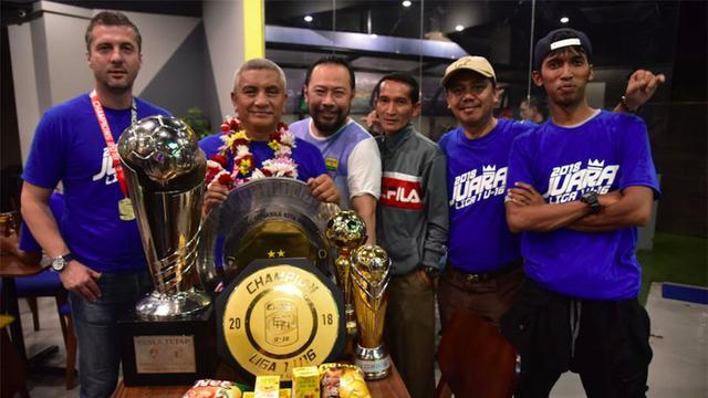 Tim Terkaya Liga Indonesia Musim 2018