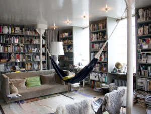reading-hammock