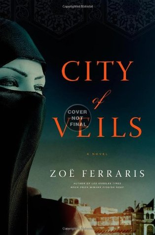 City of Veils – a mystery set in Saudi Arabia