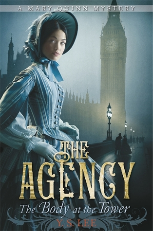 Series Review – The Agency by Y.S. Lee