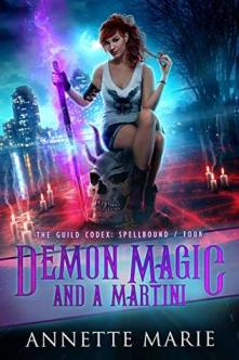 demonmagicandamartini