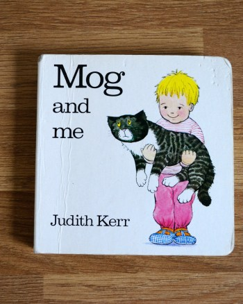 Freddie and Sasha's Good Reads – Mog and Me