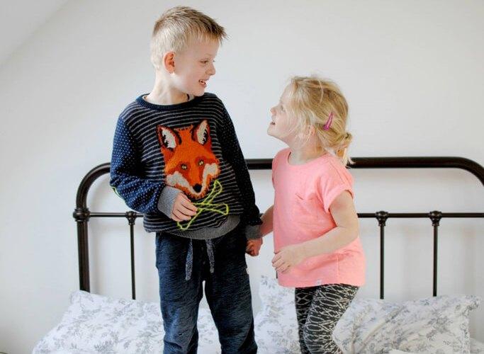 Siblings {{January}}
