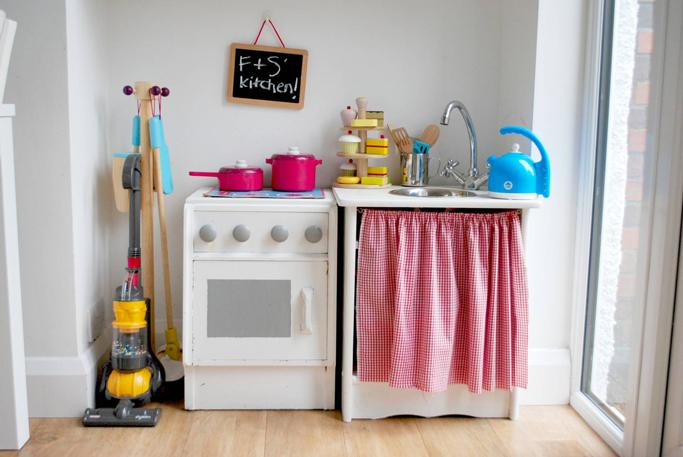 Make Your Own Toy Kitchen