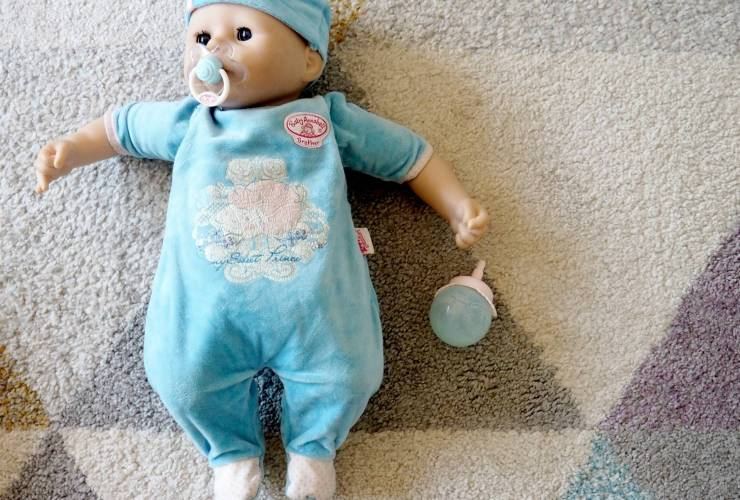 Baby Annabell's Brother- Review & Giveaway