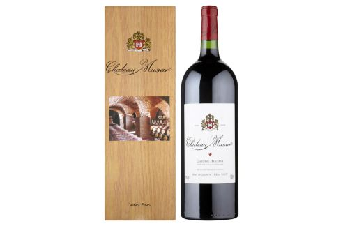chateau musarRed Mag Non Vintage