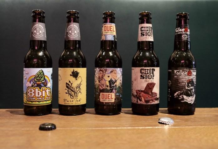 stockade brew co beers
