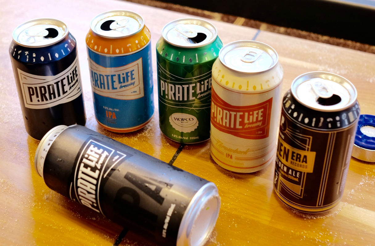 Five (mostly craft) beer brands to check out this September