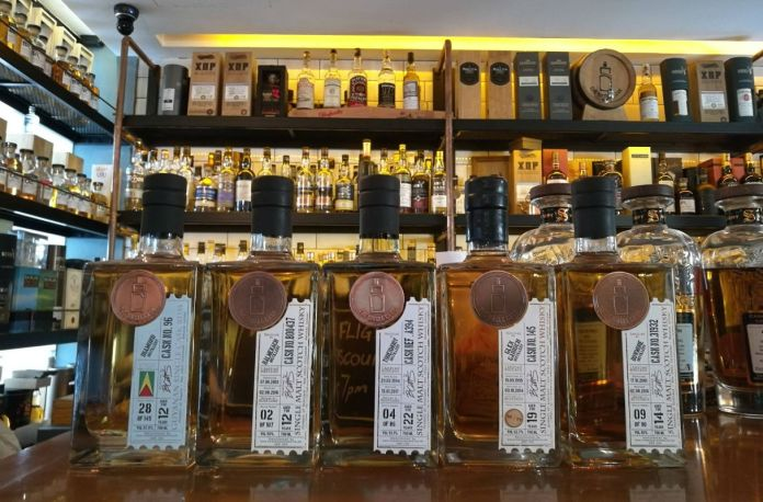 The Single Cask - alcohol delivery Singapore