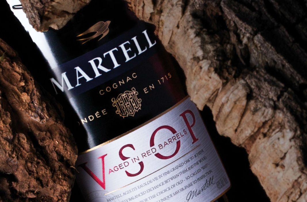 Martell VSOP Aged In Red Barrels