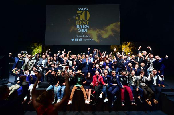 Asia's 50 Best Bars 2018