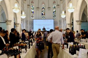 Gambero Rosso Top Italian Wines roadshow