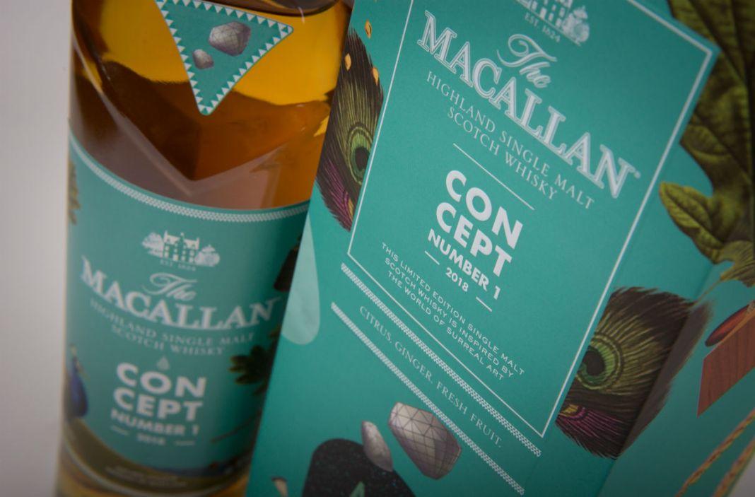 macallan concept no.1 lifestyle