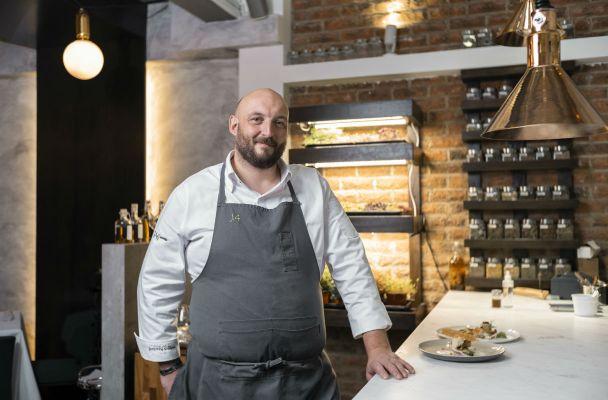 Restaurant JAG Chef Jérémy Gillon