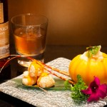 Glendronach whisky dinner