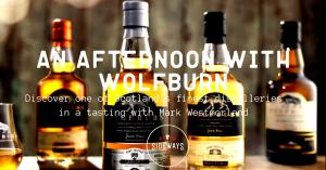 Wolfburn whisky tasting
