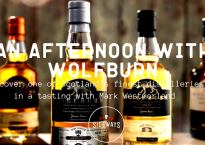 Wolfburn whisky tasting