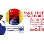 Sake Festival Singapore 2019