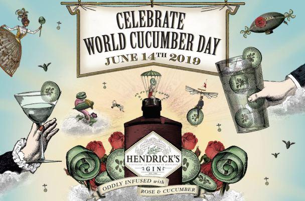 World Cucumber Day 2019