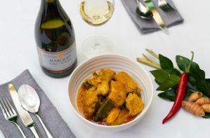 Peranakan Cuisine & Fine Wine Masterclass