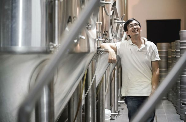 Craft brewery Pink Blossoms Brewing blooms in Singapore